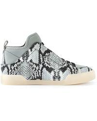 3.1 Phillip Lim 'Morgan' Hi-Top Sneakers - Lyst