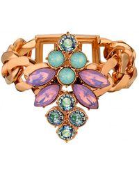 Mawi Firefly Id Bracelet - Lyst