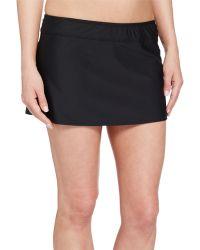 Athena - Finesse A-line Swim Skirt - Lyst