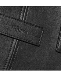 Alexander McQueen - De Manta Leather Tote Bag - Lyst