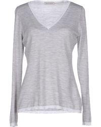 Bruno Manetti Sweater - Gray