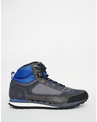 Fish 'n' Chips Hiking Boots - Blue