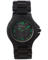 WeWood - Kale Blackgreen Watch - Lyst