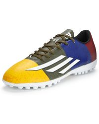 Adidas Mens F10 Messi Astro Turf Trainers - Lyst