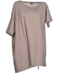 Ann Demeulemeester T-Shirt - Lyst