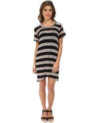LNA Doheny Dress - Lyst