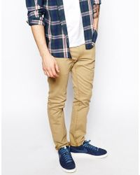 Levi's Casual Trousers 511 Slim Fit Bedford Cord - Lyst