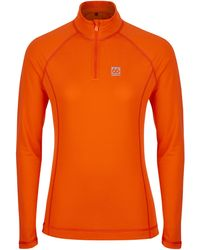 66 North Grettir Tops & Vests - Orange