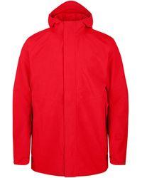 66 North Esja - Gore-tex® Rain Coat - Red