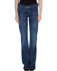 Citizens Of Humanity Denim Pants - Lyst