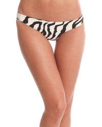 Zimmermann Hyper Skinny Zebra Bottom animal - Lyst