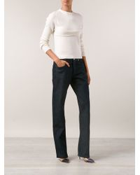 Jil Sander Relaxed Jeans - Blue