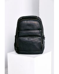 Frye Logan Leather Backpack - Lyst