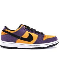 "Nike Sb Dunk Low Pro ""Goofy Boy"" purple - Lyst"
