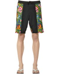 Y-3 - Stretch Techno Jersey Swimming Shorts - Lyst