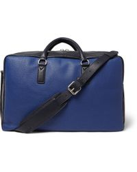 Marc By Marc Jacobs Leather Holdall Bag - Lyst