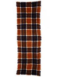 Madewell Puzzle Plaid Scarf  - Lyst