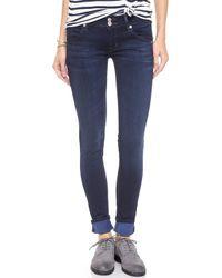 Hudson Collin Skinny Jeans Propaganda - Lyst
