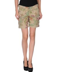 40weft Shorts multicolor - Lyst