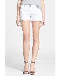 Citizens of Humanity 'Ava' Shorts - Lyst