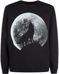Diesel Wolf Moon Sweater - Lyst