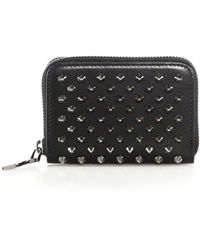 Christian Louboutin | Panettone Spiked Coin Purse | Lyst