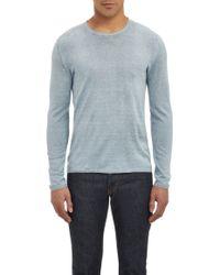 John Varvatos Reversible Sweater - Lyst