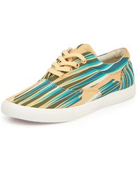 Bucketfeet - Swopes Lace-up Sneaker - Lyst
