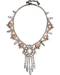 Dannijo Multicolor Marie Necklace - Lyst
