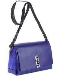 Proenza Schouler Elliot Cross-body Leather Bag - Lyst