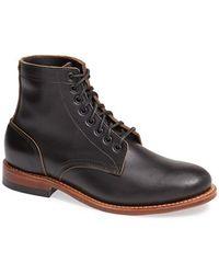 Oak Street Bootmakers Plain Toe Trench Boot - Lyst