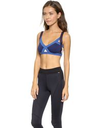 VPL Original Insertion Bra  Navy - Lyst