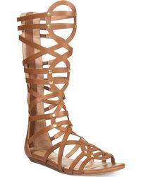 Report Amorie Tall Gladiator Sandals - Lyst