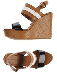 Moncler - Sandals - Lyst