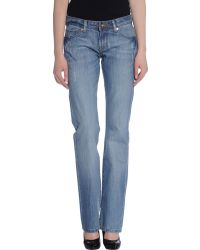 7 For All Mankind | Denim Pants | Lyst