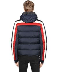 moncler red blue white