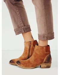 Matisse - Womens Everyday Distressed Boot - Lyst