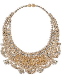 Tom Binns Doth Protest Chaos Necklace - Lyst