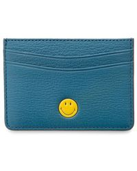 Anya Hindmarch   Card Case With Smiley   Lyst