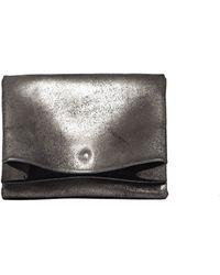 Adaism - Saco De Papel Small Graphite Bag - Lyst