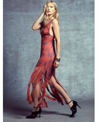 Free People Limited Edition Alissa'S Valentines Dress - Lyst