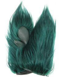 Acne Studios Avatar Teal Green