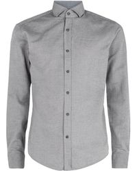Boss Black Mason_4 Slim Shirt - Lyst