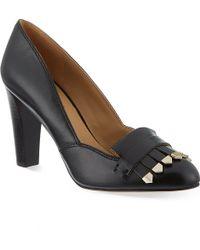 Nine West Captiva Court Shoes Black - Lyst