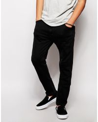 Diesel Joggers P-Narrot-A Relaxed Fit - Lyst