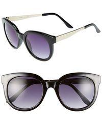 Fantaseyes - 'Ipso Facto' 52Mm Sunglasses - Lyst