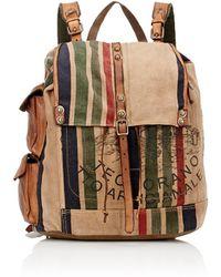 Campomaggi - Women's Logo Backpack - Lyst