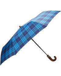 Pendleton Compact Umbrella - Blue