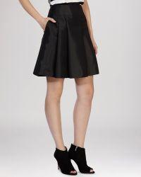 Karen Millen Skirt - Full - Lyst
