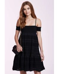 Chanel | Vintage Bianca Bouclã© Dress | Lyst
